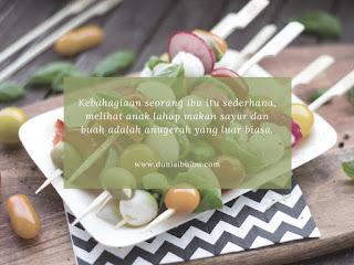 tips agar anak doyan makan