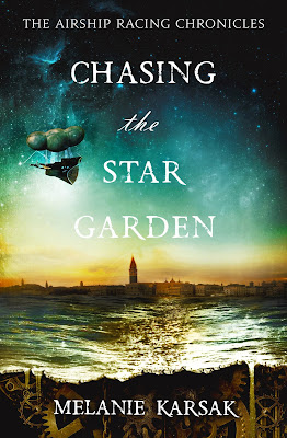 http://www.amazon.com/Chasing-Star-Garden-Airship-Chronicles/dp/0615878776/