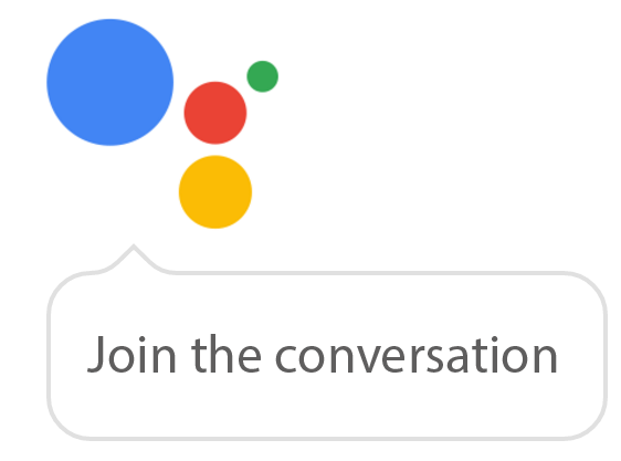 Build Conversation Actions for Google Assistant users
