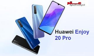 هواوي Huawei Enjoy 20 Pro الإصدارات: DVC-AN20