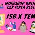 """Belajar Mengecek Fakta dan Menangkal Hoaks Seputar Kesehatan dalam Workshop Online """"Cek Fakta Kesehatan"""" bersama Komunitas ISB dan Tim Cek Fakta Tempo"""