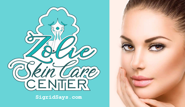 Zolie Skin Care Center - Bacolod skin care clinic - Bacolod City - Bacolod blogger - beauty - beautiful skin - anti aging - acne treatment - teens facial - hydralift - waxing - deep facial - skin care for men and women - diamond peel - radio frequency - cavitation - laser hair removal