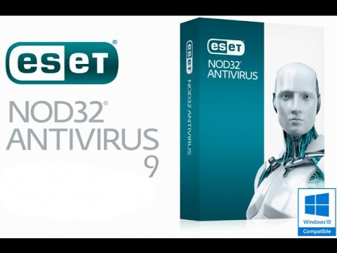 License Keys Antivirus ESET NOD32 Antivirus 9 Activation ...