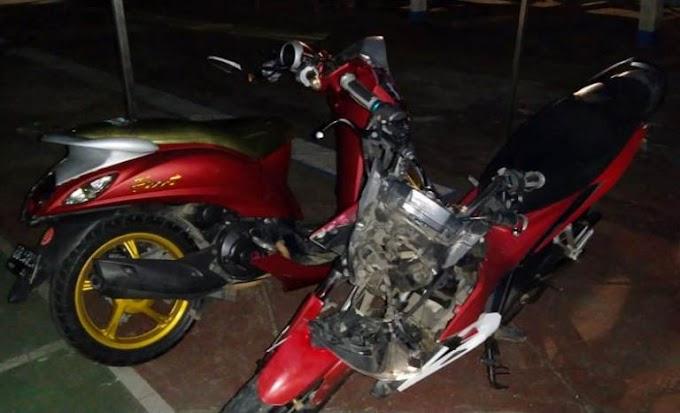 """Kecelakaan Lalu Lintas Di Sibolga, """"Sepeda Motor"""""""