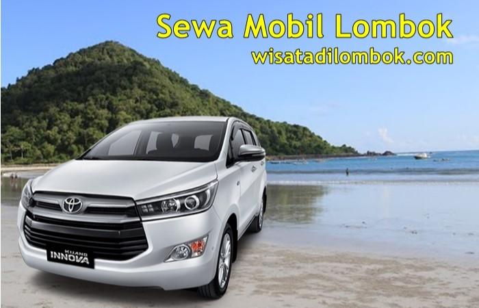Sewa Mobil di Lombok Toyota Reborn