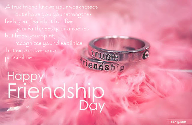 Friendship Day image 2016