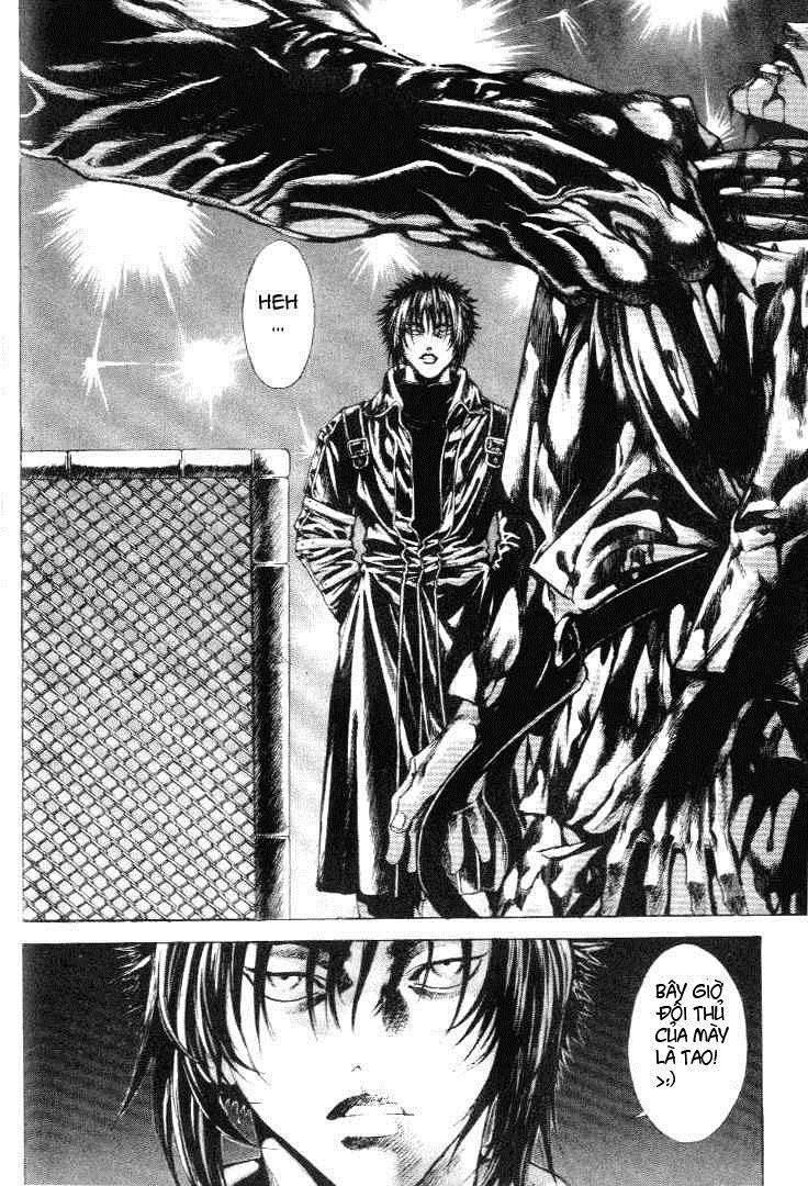 Zombie hunter chap 20 trang 12