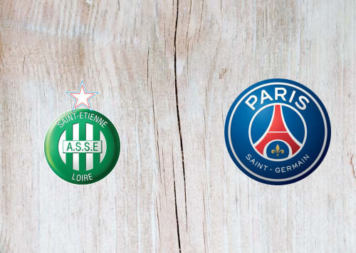Saint-Etienne vs PSG -Highlights 06 January 2021