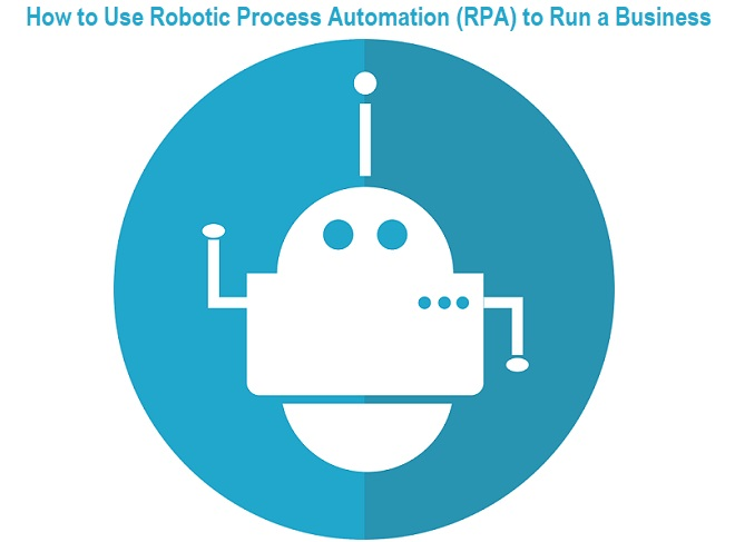 How to Use Robotic Process Automation (RPA) to Run a Business