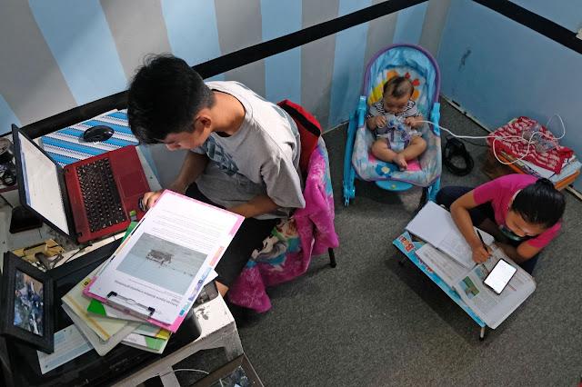 Pemahaman Saat Ini PJJ Sama Dengan Pembelajaran Daring (Online) Ternyata Salah