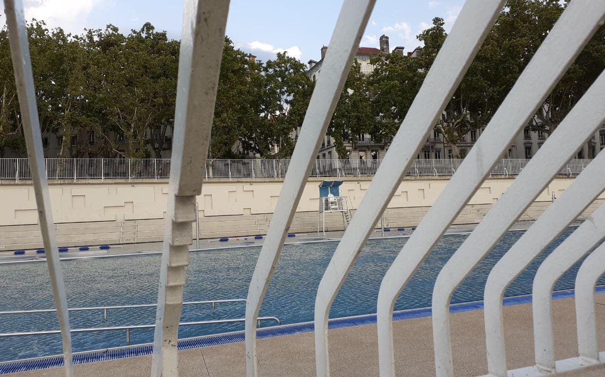 centre nautique Tony Bertrand à Lyon
