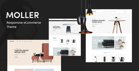 Best Furniture & Decor WooCommerce WordPress Theme