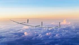 Aurora Flight Sciences Reveals Solar-Powered Autonomous Aircraft Odysseus