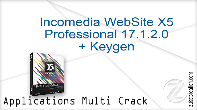 WebSite X5 Professional 14.0.5.2 + Keygen