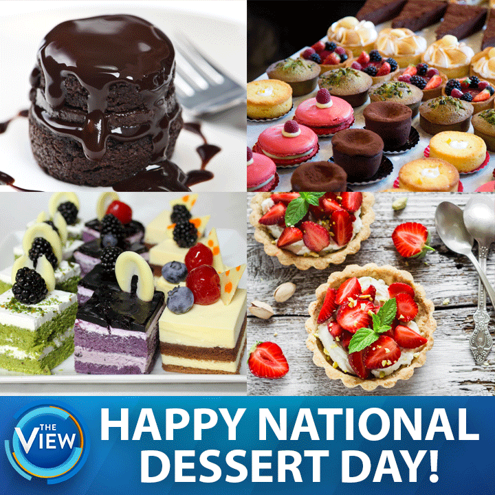 National Dessert Day Wishes Pics