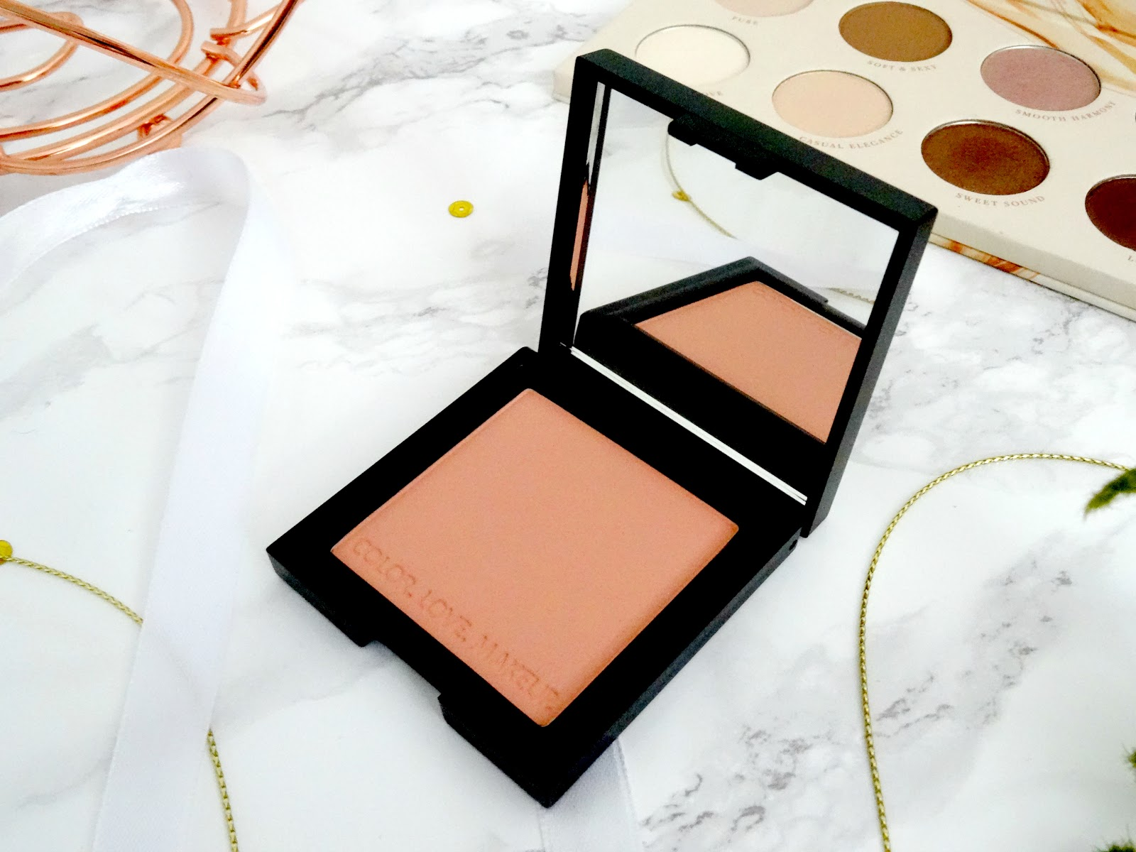 Zoeva Luxe Colour Blush in Shy Girl