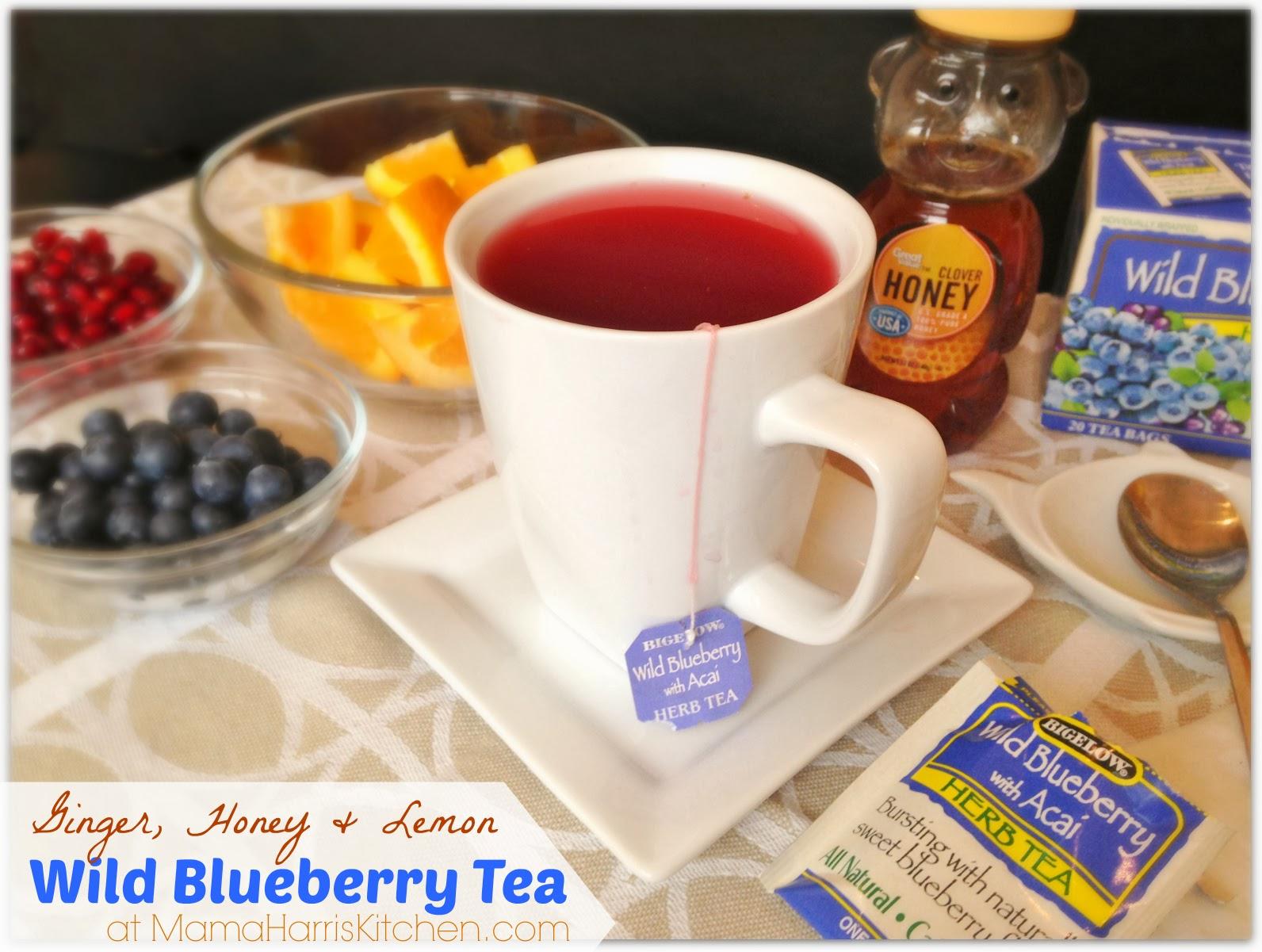 Two Ways to Combat Flu Season With Bigelow Tea | Mama Harris