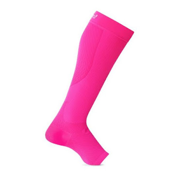 compression sock review and giveaway