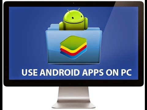 how to use android app in pc