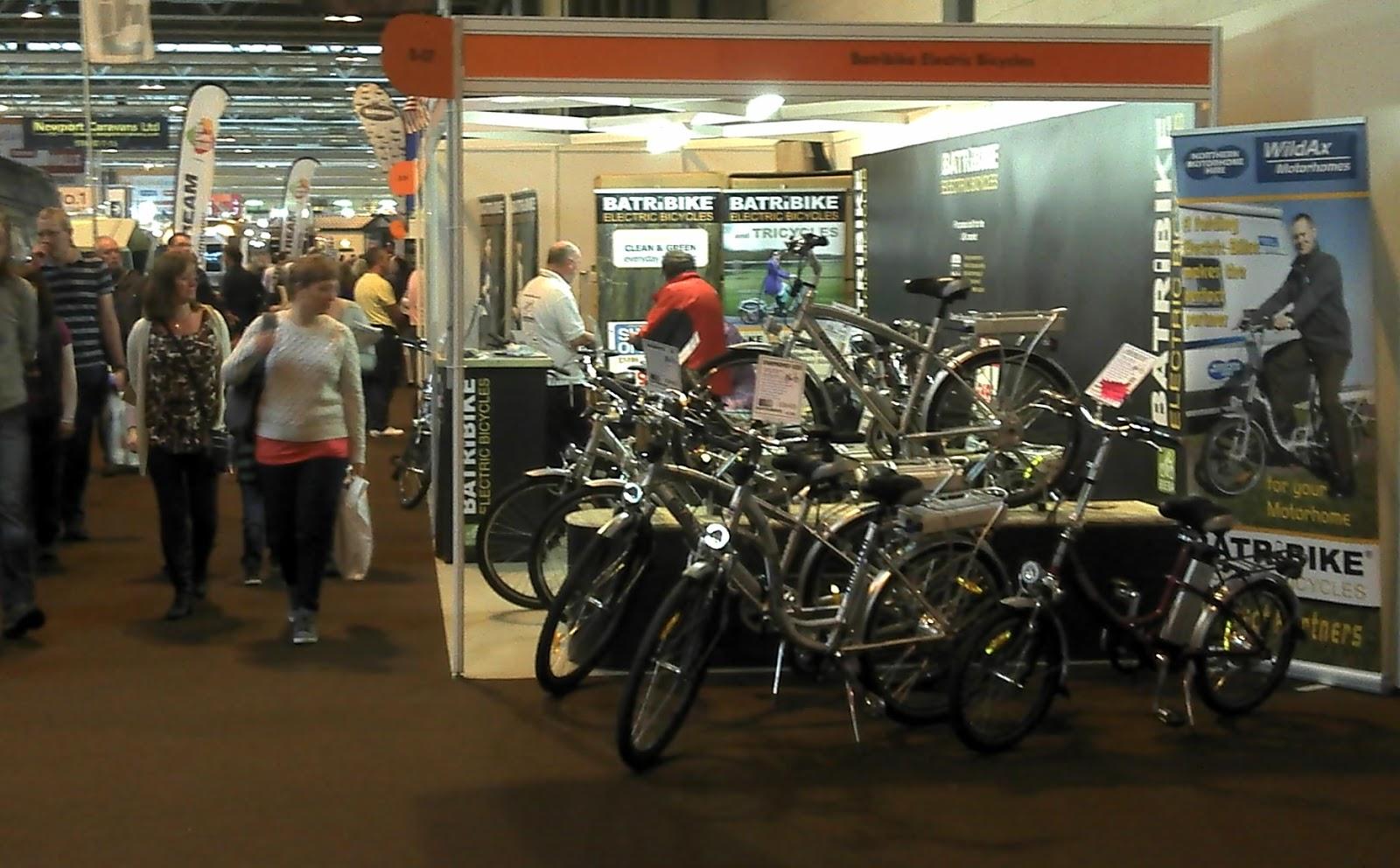 Batribike electric bicycles: October 2012