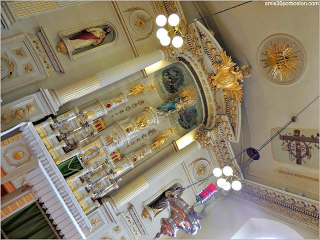 Iglesia de Nuestra Señora de las Victorias, Quebec
