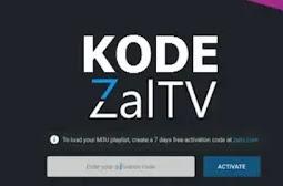 11 kode aktivasi ZalTv terbaru di tahun 2021