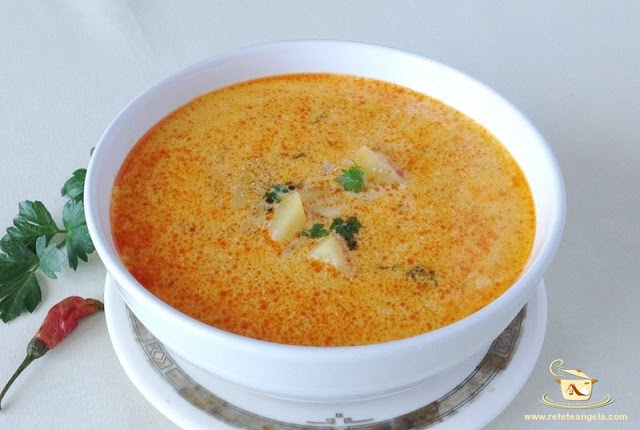 Supa de cartofi
