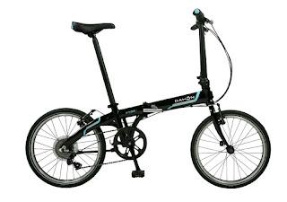 Exercise Bike Zone: Dahon Vybe D7 Folding Bike Obsidian ...