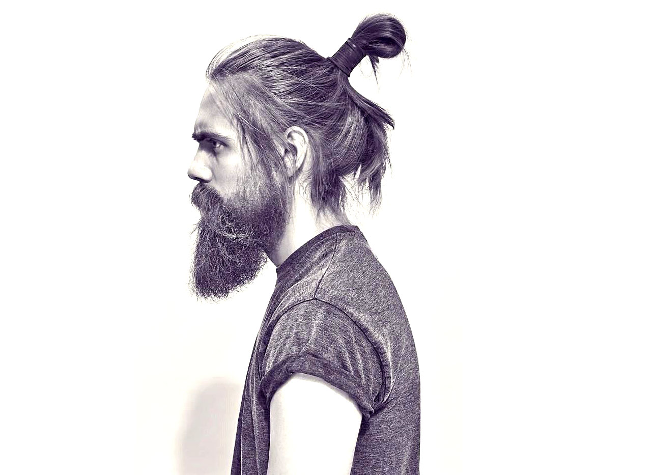Coque Samurai (Top Knot)