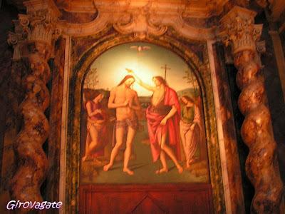 Battesimo Perugino