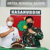 Pangdam Hasanuddin, Terima Kunjungan Silaturahmi Kepala BBWS-PJ Sulsel