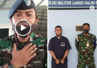 Surat Terbuka Kepada Panglima TNI terkait Prajurit TNI yang Dihukum Karena Video Sambut HRS