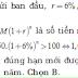72 trang trắc nghiệm Hàm số lũy thừa, hàm số mũ, logarit của Huỳnh Đức Khánh