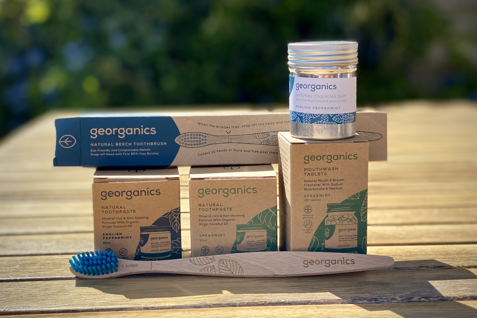 Georganics Dental Products