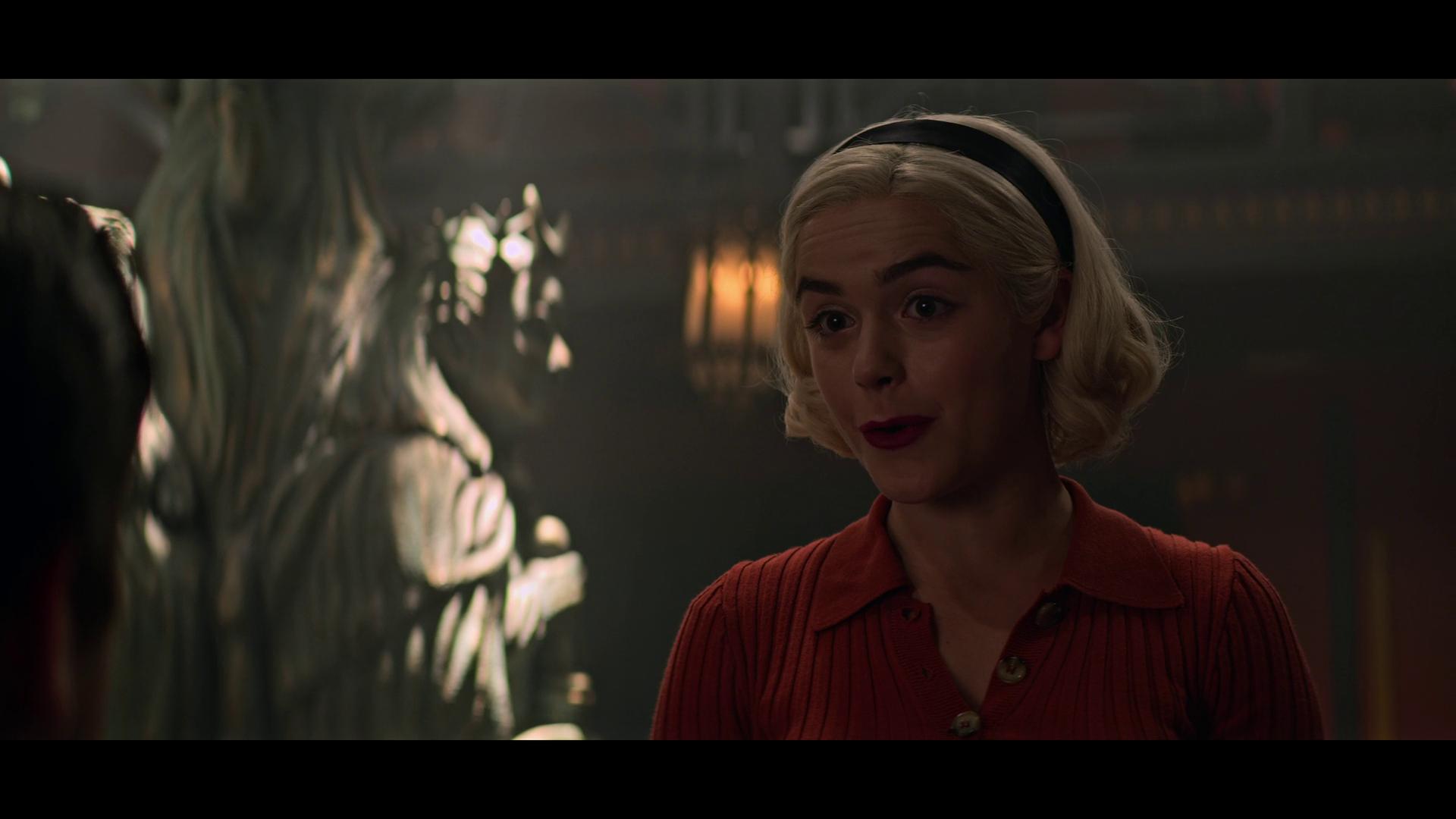 El mundo oculto de Sabrina (2020) Temporada 4 1080p WEB-DL Latino