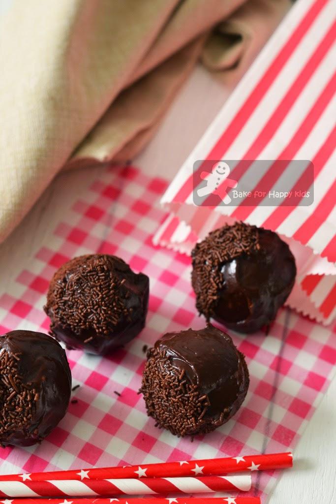 chocolate zucchini cake balls
