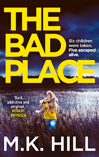 https://www.goodreads.com/book/show/44443410-the-bad-place?ac=1&from_search=true