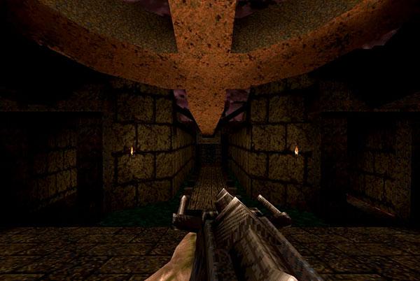 Quake Armas Rayo