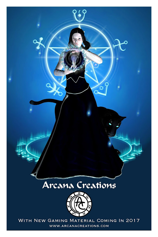 Arcana Creations Update!