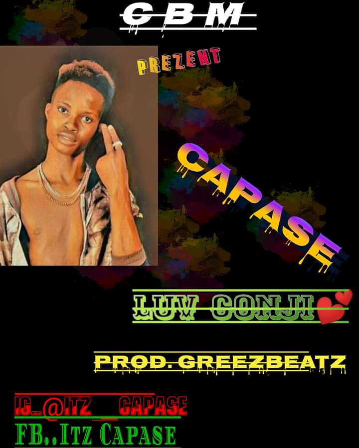 [Music] Capase - Love conji (prod. Greezbeat) #Arewapublisize