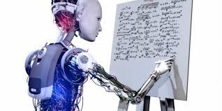 الروبوتات لغة المستقبل