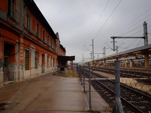 Dworzec kolejowy - jak się okazuje - Kelenfold