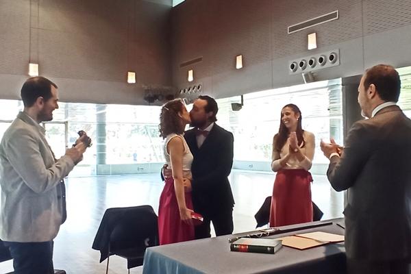 ceremonia civil Boda Jorge&Julia