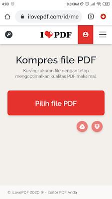 mengecilkan ukuran file pdf gratis anti ribet