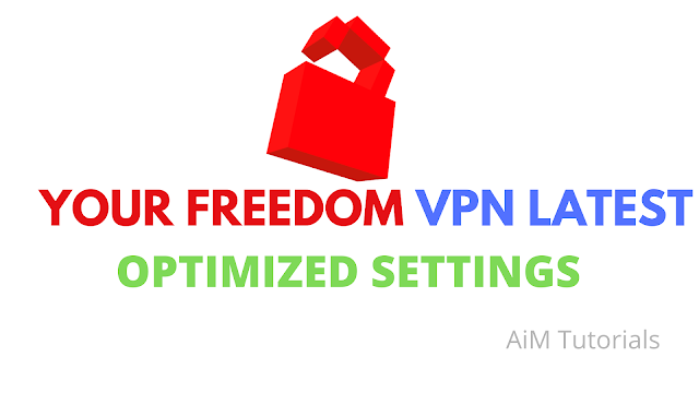 your freedom vpn fast settings for free internet