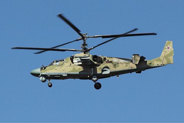 У Сирії розбився російський бойовий вертоліт, обидва льотчики загинули