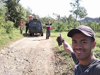 Akses Pantai Sukamade Banyuwangi
