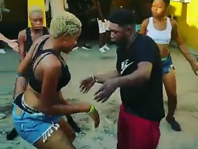 [Video] Ghetto party