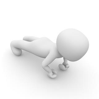 pompki, push-ups, test na 100 pompek, test stu pompek, przykład pompek, prawidłowe pompki,