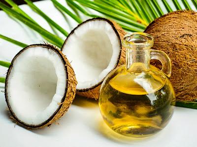 El aceite de coco excelente  para los diabéticos